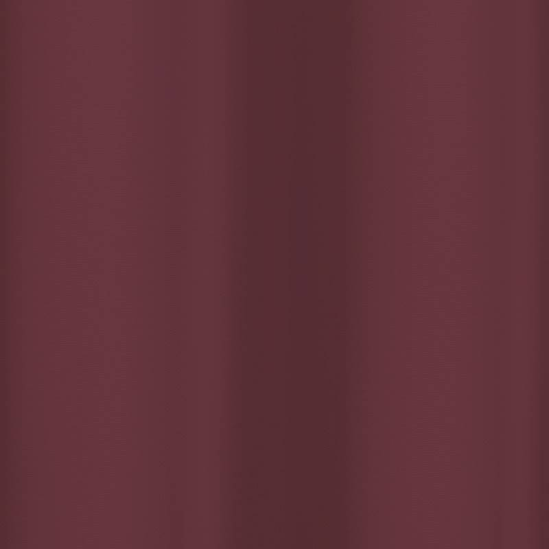 Orient Faux Silk Wine Red