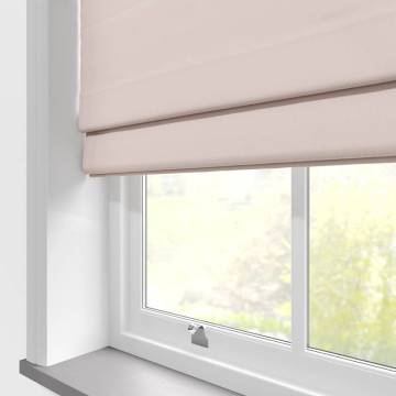 Roman Blinds Fagel Blush