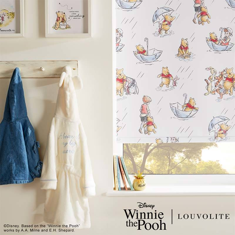 Roller Blinds Disney Collection Disney Winnie the Pooh and friends