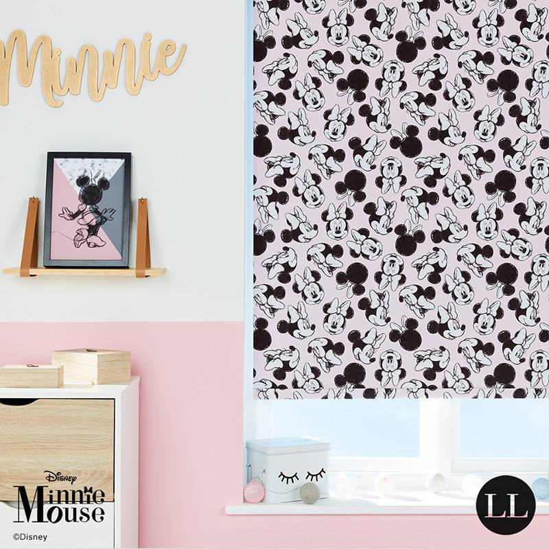 Roller Blinds Disney Collection Minnie Oh Hello!