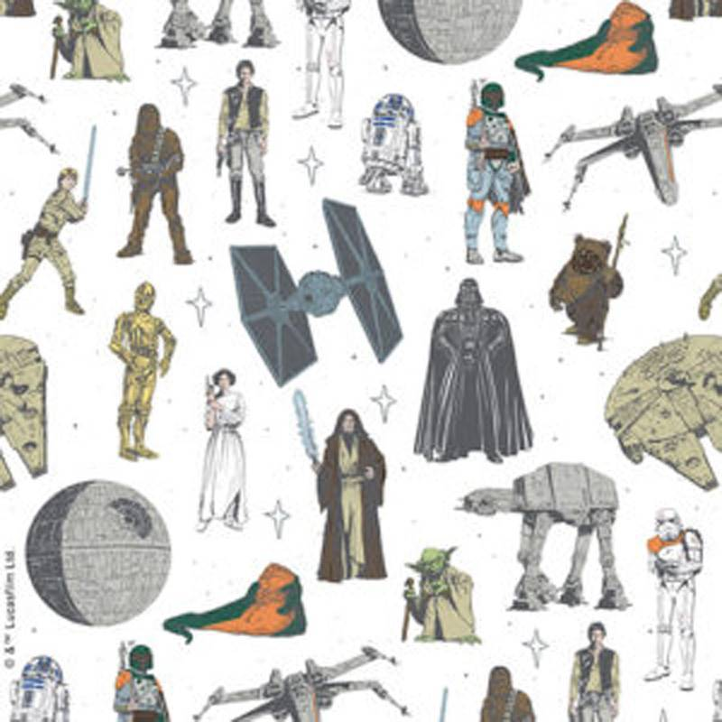 Disney Collection Star Wars ™ Characters