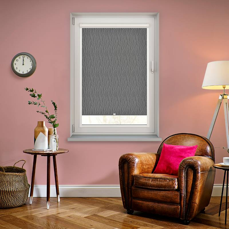 Perfect Fit Roller Blinds Sio Charcoal