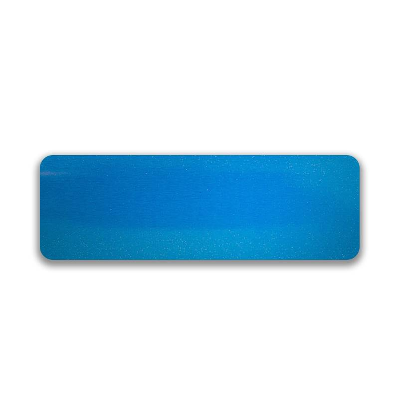 Turin 25mm Shimmer Azure Blue