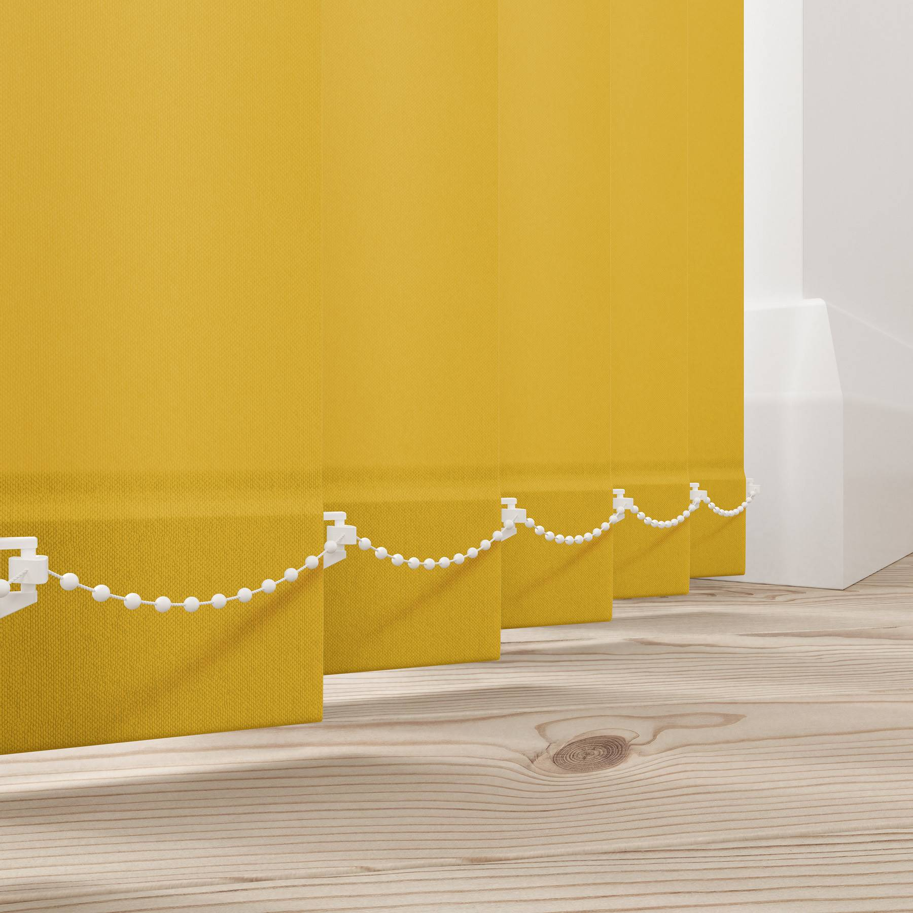 Unicolour FR Luna Yellow