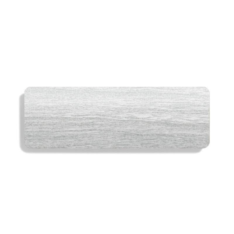 Wood Grain Effect 25mm Woodline Grey