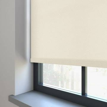 Electric Roller Blinds Alessi Ivory