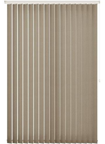 Replacement Vertical Blind Slats Alessi Porcelain Cream