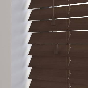 Wooden Blinds Amazon Fired Walnut