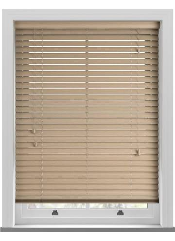 Wooden Blinds Amazon Grained Sable