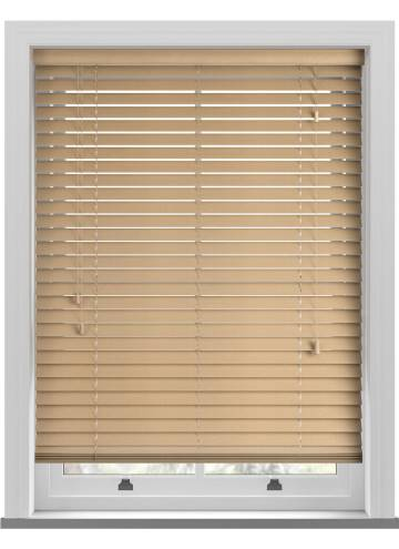 Wooden Blinds Amazon Light Oak