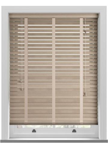 Wooden Blinds Amazon Taped Acacia