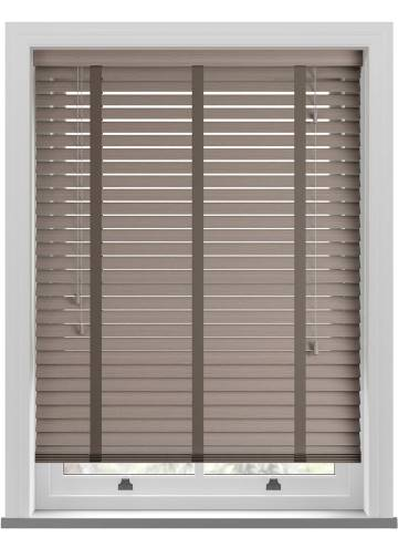 Wooden Blinds Amazon Taped Grained Urban Oak
