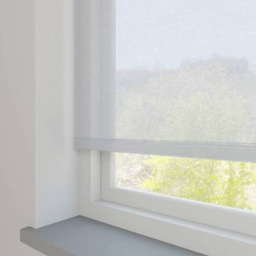Electric Roller Blinds Amico White FR - Translucent