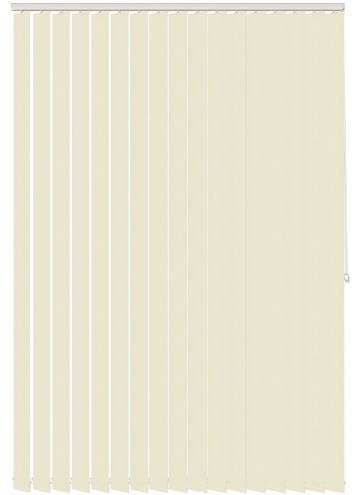 Vertical Blinds Atlantex Cream
