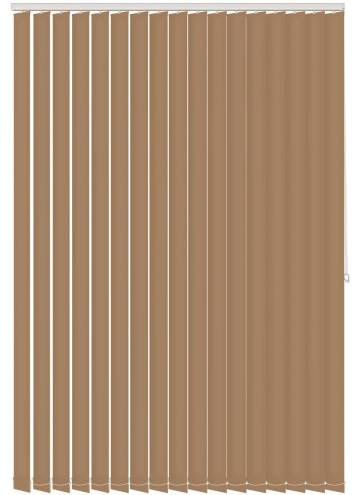 Vertical Blinds Atlantex Dark Beige