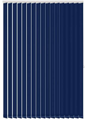 Vertical Blinds Atlantex Dark Blue