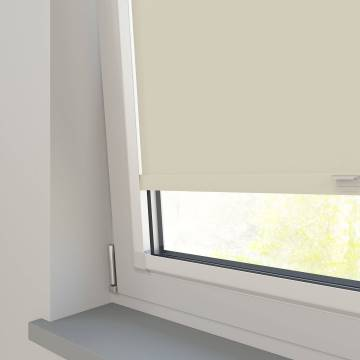 Perfect Fit Roller Blinds Bella Blackout Cream