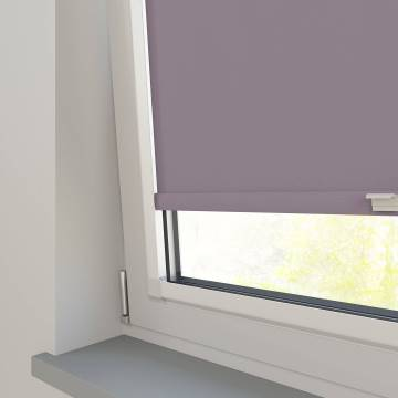 Perfect Fit Roller Blinds Bella Blackout Fossil Grey