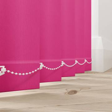 Vertical Blinds Bella Blackout Lipstick Pink