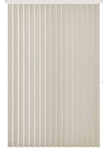 Vertical Blinds Bella Blackout Oyster