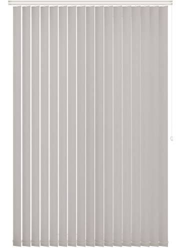 Vertical Blinds Bella Blackout Pearl