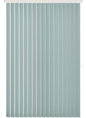 Replacement Vertical Blind Slats Bella Blackout Tiffany Blue