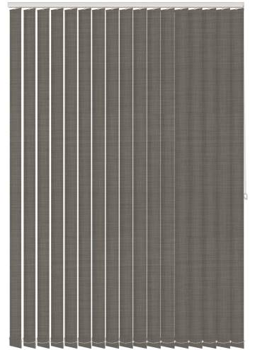 Replacement Vertical Blind Slats Bergen Graphite
