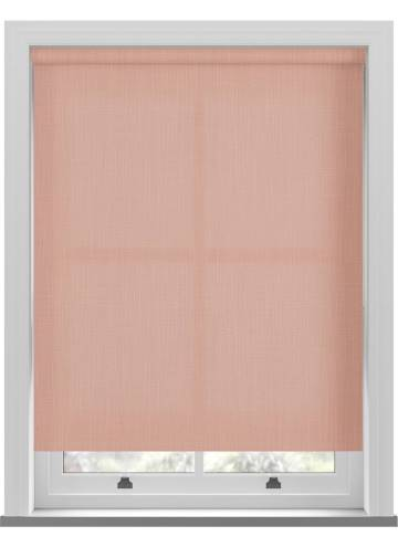 Roller Blinds Bexley Peony Pink