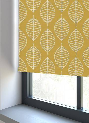 Boheme PVC Blackout Summer Yellow