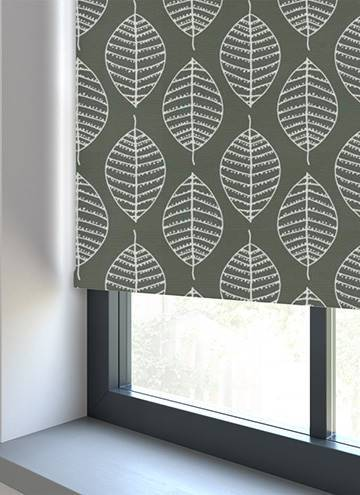 Boheme PVC Blackout Willow
