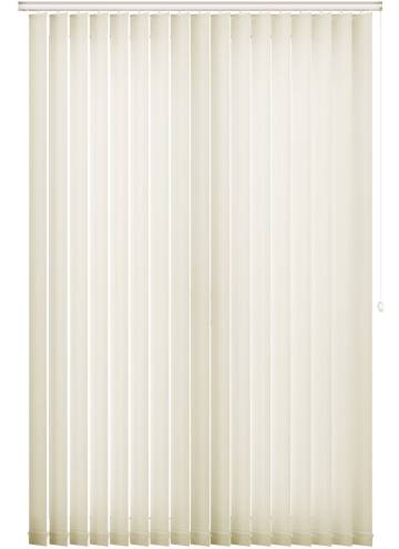 Vertical Blinds Cord Cream