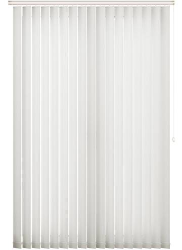 Replacement Vertical Blind Slats Cord White