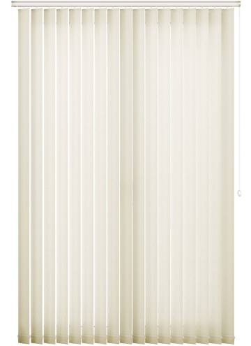 Replacement Vertical Blind Slats Dalia Cream