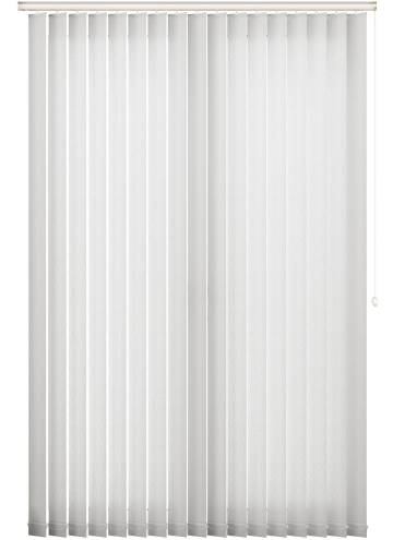 Vertical Blinds Dalia White