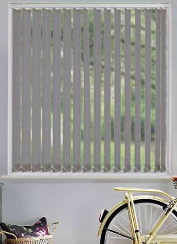 Vertical Blinds Dapple Solar Slate