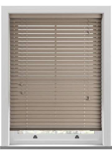 Wooden Blinds Deco Grained Stratus