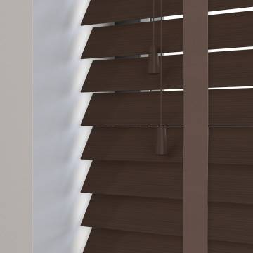 Wooden Blinds Deco Taped Grained Callo