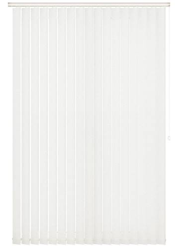 Vertical Blinds Devon Whisper White