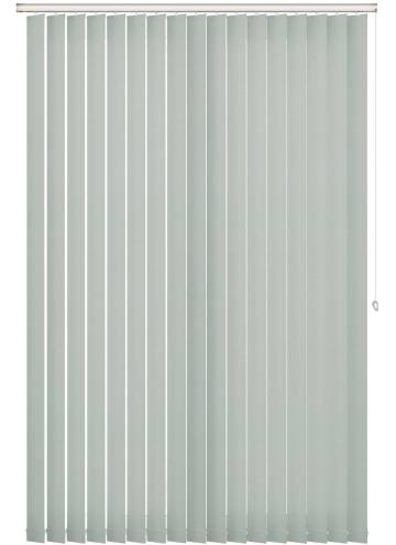 Replacement Vertical Blind Slats Estella Blackout Duck Egg