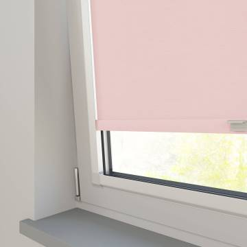 Perfect Fit Roller Blinds Estella Blackout Sorbet Pink
