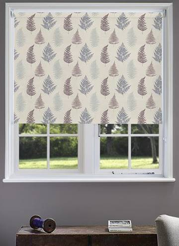 Roller Blinds Fern Grape