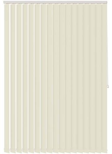 Vertical Blinds Genesis Cream