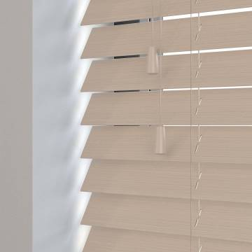 Wooden Blinds Impressions Calico