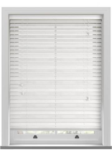 Wooden Blinds Impressions White Ash