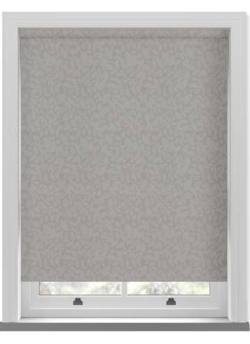 Roller Blinds Isla PVC Blackout Marina Grey