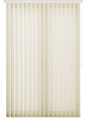 Replacement Vertical Blind Slats Lana Cream