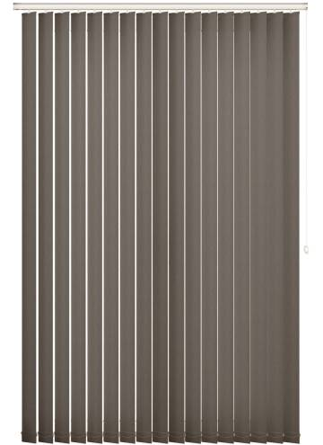 Replacement Vertical Blind Slats Legacy Graphite