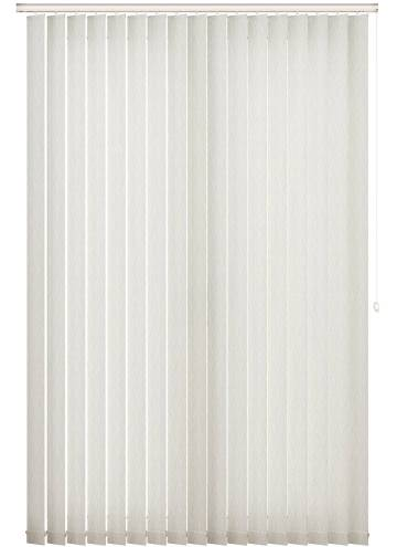 Replacement Vertical Blind Slats Legacy White
