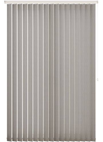 Replacement Vertical Blind Slats Legacy Zinc Grey
