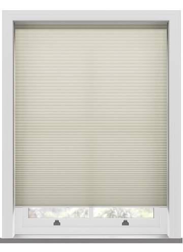 Pleated Blinds Lexington Cream